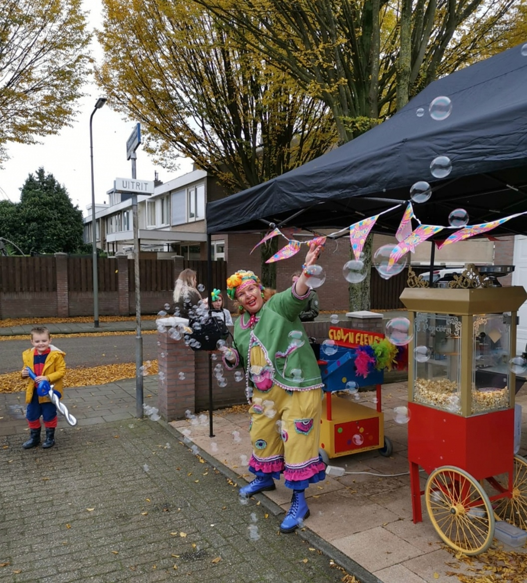 Drive Through Kinderfeest Nijmegen